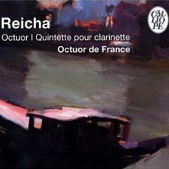 Antonin Reicha - Octuor opus 96 + Quinquette