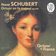 Franz Schubert - Octuor en fa majeur opus 166