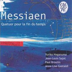 Messiaen - Quatuor pour la Fin des Temps