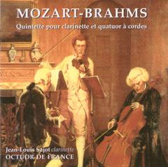 Mozart - Brahms - Quinquettes