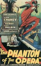 Le Fantôme de l'Opéra Affiche