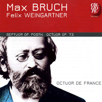Max Bruch - Felix Weingartner