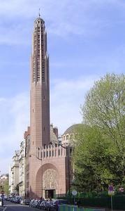 Eglise Sainte-Odile Paris